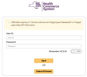 Data Reporting / NYSDOH Immunization Survey - Online School